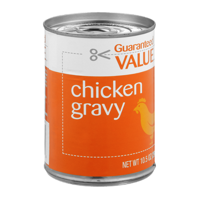 Guaranteed Value Gravy Chicken