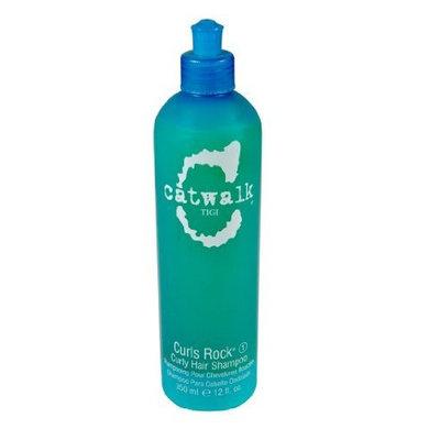Catwalk Curls Rock Shampoo By Tigi For Unisex Shampoo, 12 Ounce