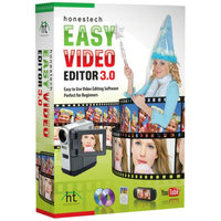 Honest Technology Easy Video Editor 3.0