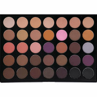 Morphe 35N 35 Color Matte Eyeshadow Palette