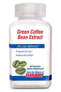 Labrada Green Coffee Bean Extract 60 Capsules