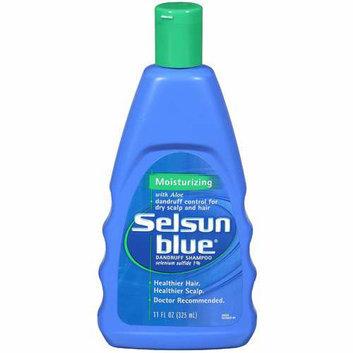 Selsun Blue Moisturizing w/Aloe Dandruff Shampoo
