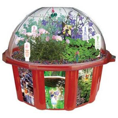 Dunecraft Fairy Triad Dome Terrarium Ages 4+