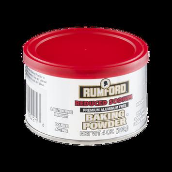 Rumford Baking Powder Reduced Sodium