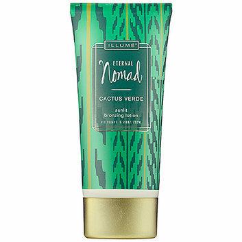 Illume Eternal Nomad Sunlit Bronzing Lotion Cactus Verde 6.5 oz