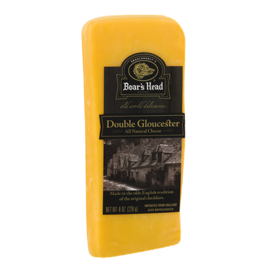 Boar's Head Double Gloucester All Natural Cheese