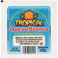 Tropical White Cheese Queso Blanco, 12 oz