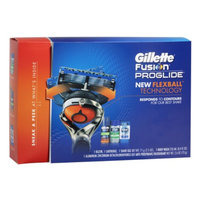 Gillette Fusion Proglide Shave Set with Body wash and Deodorant