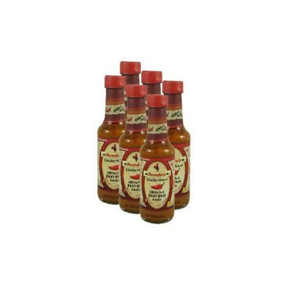 Nando Sauce Peri Pppr Xhot 4.7 OZ (Pack of 6)