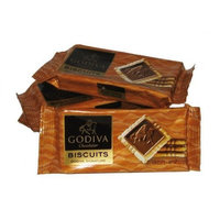 Godiva Signature Chocolate Biscuits 4 Pack