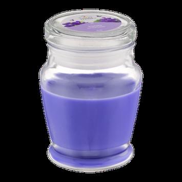 Smart Living Spring Scented Candle Violets