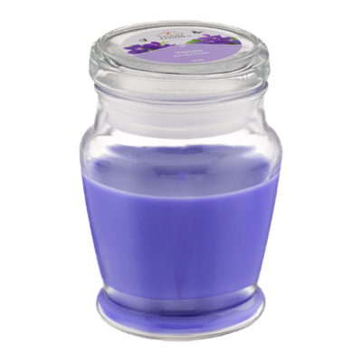 Smart Living Spring Scented Candle Violets