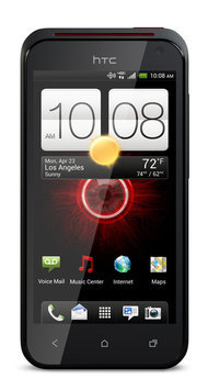 Meats Of Spain, Inc. HTC Droid Incredible 4G LTE Verizon CDMA Android Cell Phone - Black