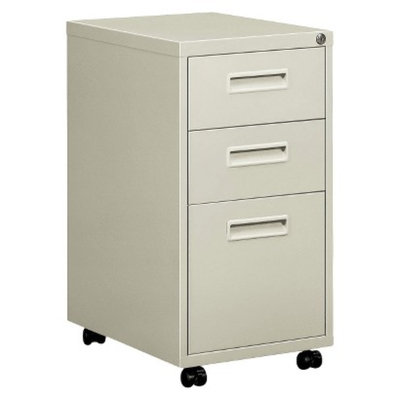 Basyx Vertical Filing Cabinet: basyx Embark Series Mobile Box Pedestal