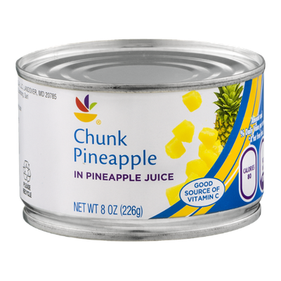 Ahold Chunk Pineapple