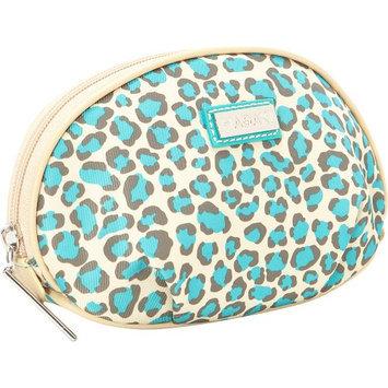 Hadaki Origami Cosmetic Pouch Primavera Cheetah - Hadaki Ladies Cosmetic Bags