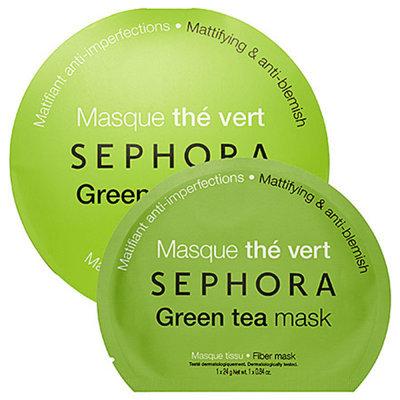 SEPHORA COLLECTION Green Tea Mask