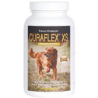 Travco Products Curaflex Extra Strength Joint Health Supplement, Chewable Bonelets, 120 ea