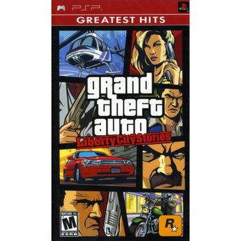 PlayStation Portable (PSP) Grand Theft Auto: Liberty City Stories (PlayStation Portable)