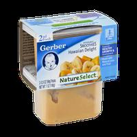 Gerber® Nature Select 2nd Foods Hawaiian Delight