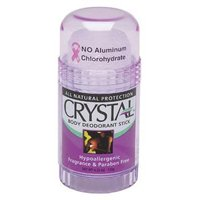 Crystal Natural Body Deodorant Mineral Salt Stick