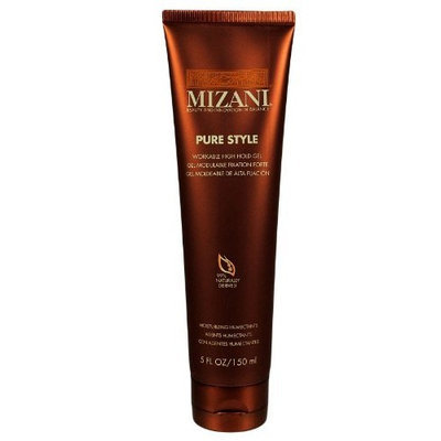 Mizani Workable High Hold Gel, Pure Style, 5 Ounce