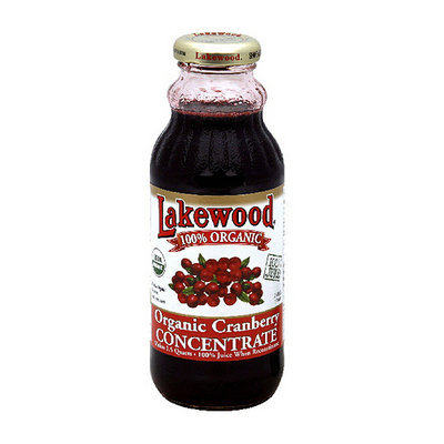 Lakewood Organic Cranberry Concentrate 100% Juice