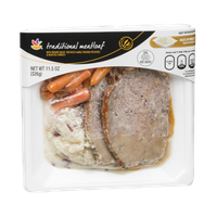 Ahold Traditional Meatloaf