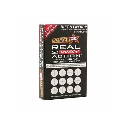 Stacker 2 Real 2 Way Action Diet & Energy