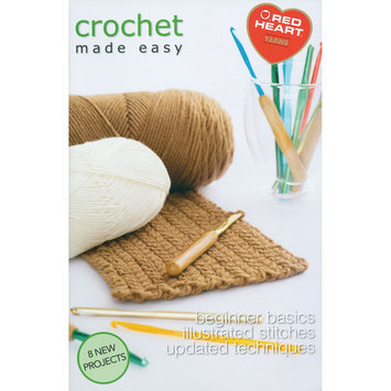 Coats: Crochet & Floss Coats & Clark Books-Crochet Made Easy