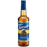 Torani Sugar-Free Syrup, Classic Caramel, 25.4-Ounce Bottles (Pack of 3)