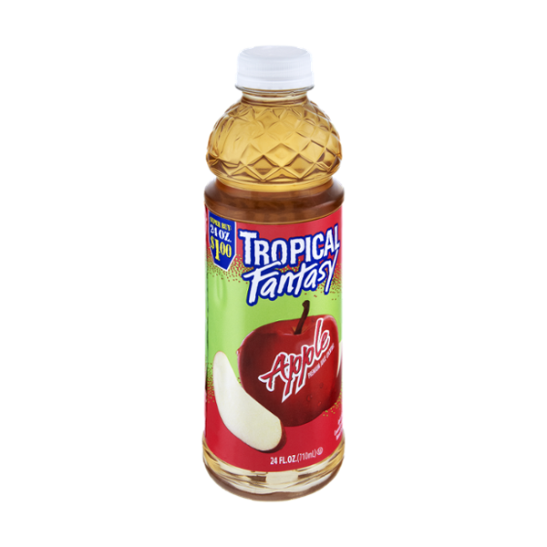 Tropical Fantasy Apple Premium Juice Cocktail