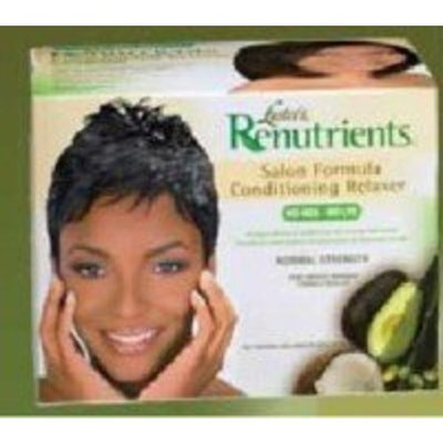 Lusters Renutrients Salon Formula Conditioning Hair Relaxer, Kit