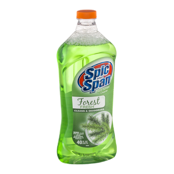 Spic and Span Multi-Surface Cleaner Forest Fresh