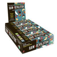 Raw Revolution Fruit, Nut & Seed Super Food Bar, Dark Chocolate Trail Mix, 12 ea
