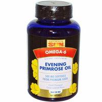 Health From the Sun Evening Primrose Oil Original 500 mg 180 Softgels