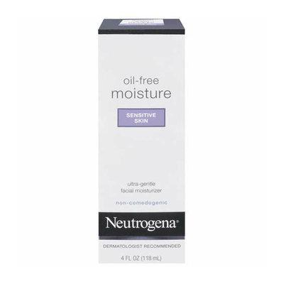 Neutrogena Sensitive Skin Oil Free Moisture