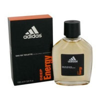 Adidas Deep Energy by Adidas Eau De Toilette Spray 3.4 oz