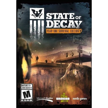 Nordic Games Na, Inc. State of Decay: Year-One Survival Edition PC Games [PCG]
