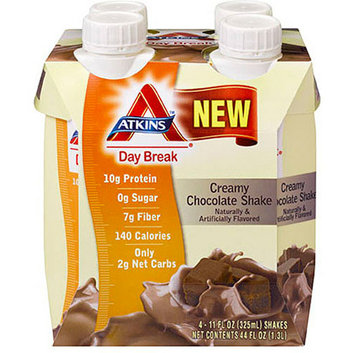 Atkins Day Break Creamy Chocolate Shakes