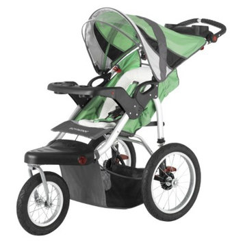 Schwinn Turismo Swivel-Wheel Single Jogging Stroller