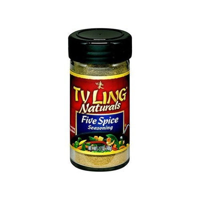 Ty Ling Five Spices Seasoning, 1.7 Ounce -- 6 per case.