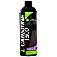 Nutrakey L-Carnitine 1500 Grape Crush - 31 Servings