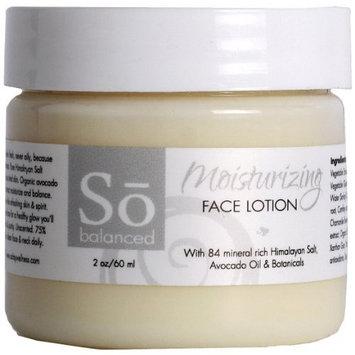 So Balanced Moisturizing Face Lotion, 2-Ounce/60ml Jar