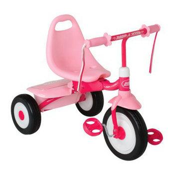 Radio Flyer Girl's Fold 2 Go Trike - Pink