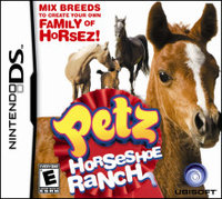 UbiSoft Petz Horseshoe Ranch