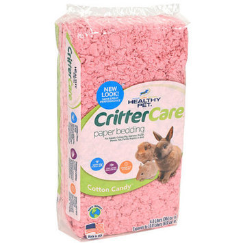 Critter Care Cotton Candy Bedding for Small Animals, 10L