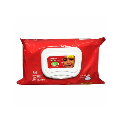 Walgreens Comfort-Smooth Baby Wipes With Aloe