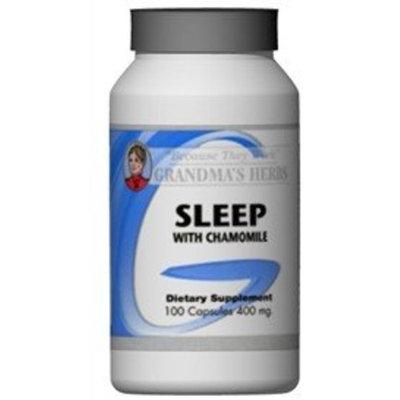 Grandma's Herbs Grandmas Herbs Sleep Aide