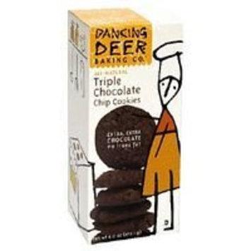 Dancing Deer Triple Chocolate Chip Cookies -- 6 oz